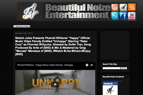 Beautiful Noize Ent - FraisAudio.com