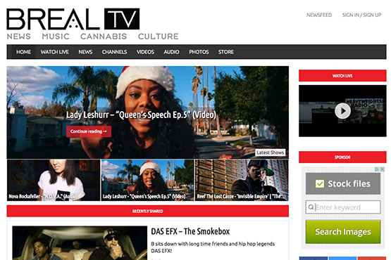 Breal TV - FraisAudio.com