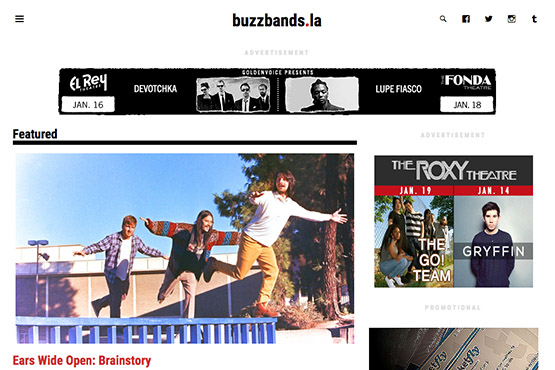 Buzz Bands - FraisAudio.com