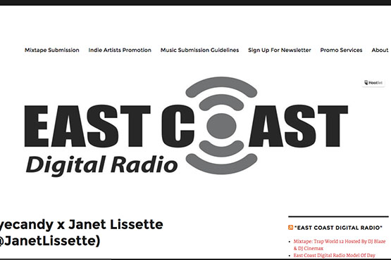 East Coast Digital Radio - FraisAudio.com