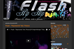 Flash Infomativo Hip Hop
